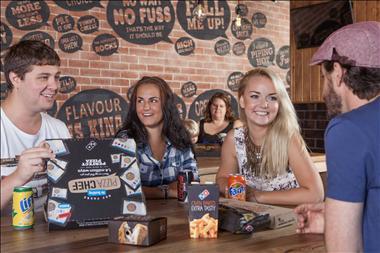 Domino's Pizza - Gisborne, VIC - BRAND NEW STORE!