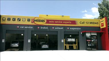 Franchise available - MIDAS ARMIDALE