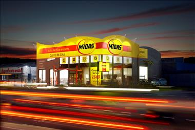 Franchise available - MIDAS BELMONT