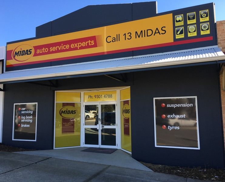 Franchise available - MIDAS JOONDALUP