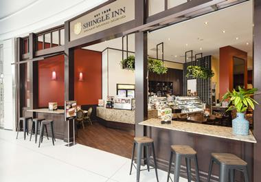 Cafe Finance Options Available- New Site - Westfield Carousel - Shingle Inn Cafe