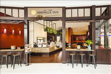 Cafe Finance Options Available - New Site - Sydney Airport - Shingle Inn Cafe
