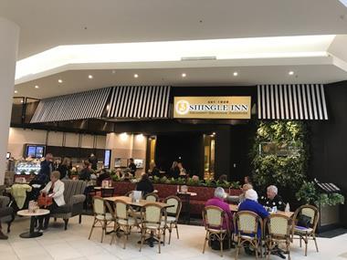 Cafe Finance Options Available - Galleria Shopping Ctr - Shingle Inn Cafe