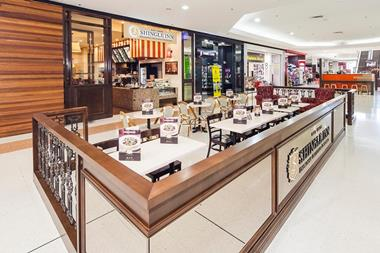 Cafe Finance Options Available - New Site - Westfield Miranda - Shingle Inn Cafe