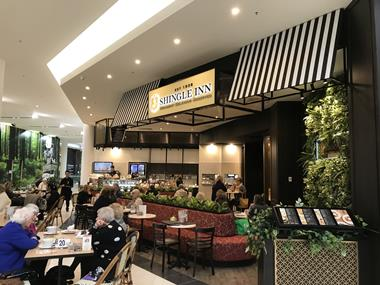 Cafe Finance Options Available - Parkmore Shopping Centre - Shingle Inn Cafe
