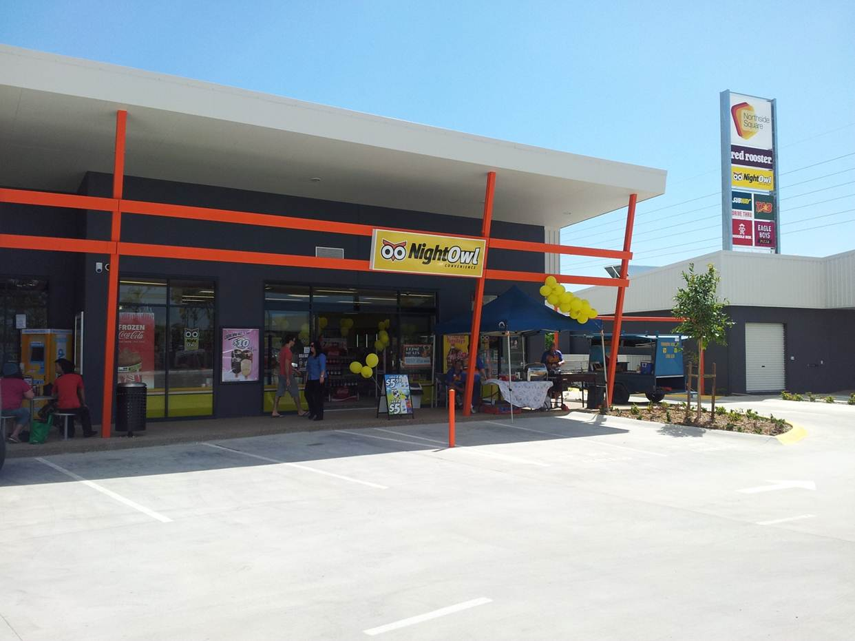 Well established NightOwl store in Townsville!