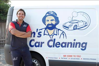 Jim's Car Cleaning and Detailing Aldinga Beach (SA)- Existing Business Selling