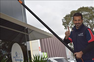 Jim's Window & Pressure Cleaning Sydney - Franchises Needed!