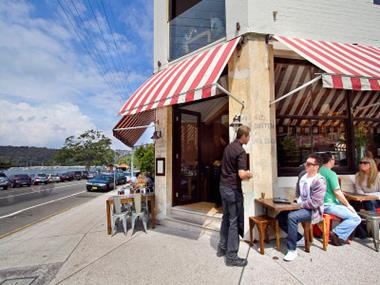 Cafe - Licenced - Balmoral Beach - North Shore Sydney