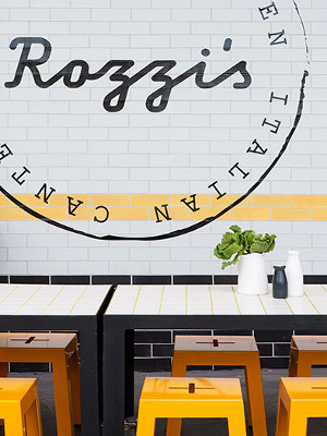 Rozzi's Italian Canteen existing store opportunity Toowoomba