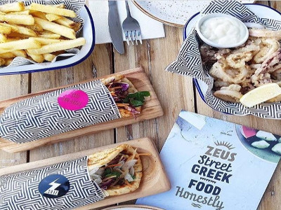 Zeus Street Greek - Takeaway - Dine in - Franchise - Northern Beaches SYDNEY
