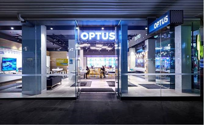 'yes' Optus Retail Opportunity