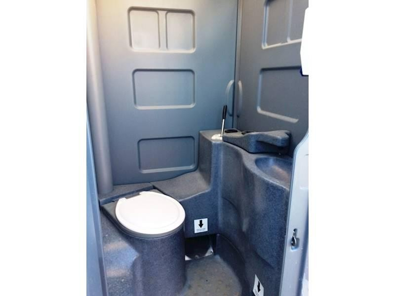 Simple Portable Toilet Business - Needs to be Sold!