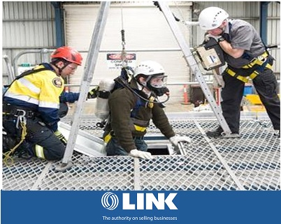Confined Space Hire Equipment Business For Sale