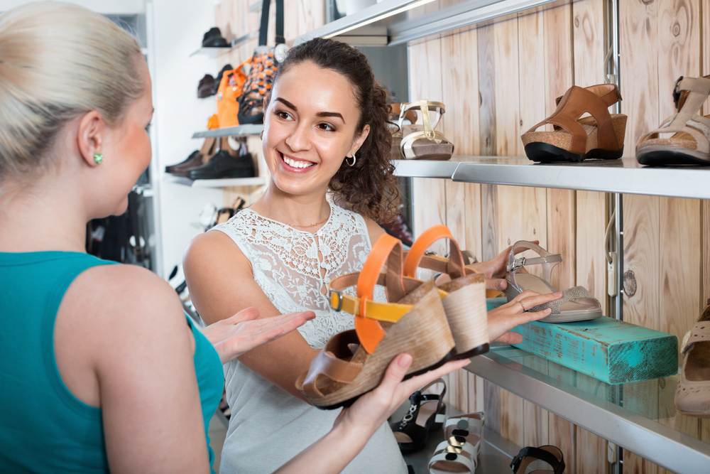 Cooroy's Premier Shoe Store For Sale