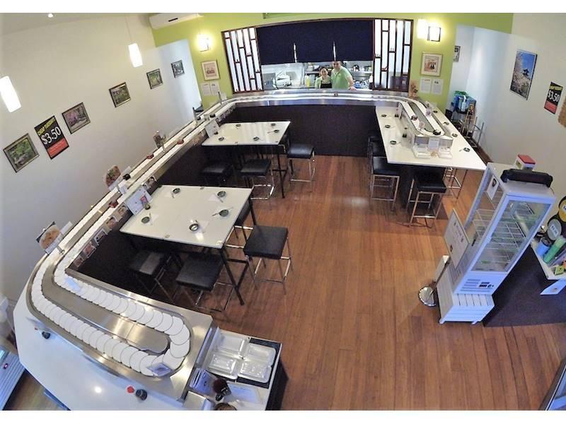Price Reduced. Authentic Japanese Sushi Restaurant Sunshine Coast