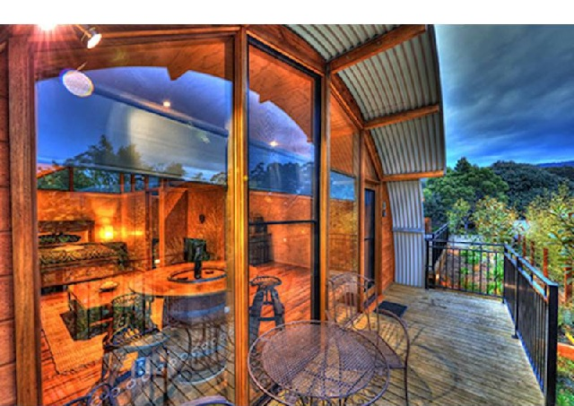 43 Degrees Bruny Island Eco Luxury Accommodation