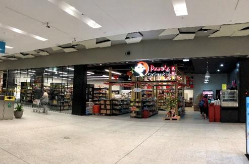 "Panda Oriental – ""High Class Shopping at Low Class prices"" $299,000 Plus SAV"