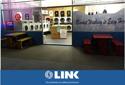 Easy to Run Business - Coin Laundromat Brisbane South