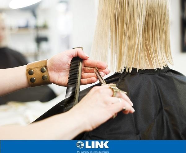 Combined Modern Hair Salon & Contemporary Barber Shop