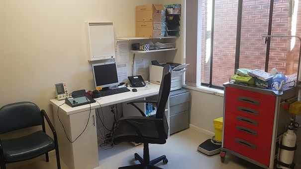 Established GP clinic with 3+ FTE GPs remaining | DWS + RRMA 4