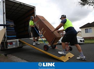 Removals Business (Strong Net Profit for Working Owner)