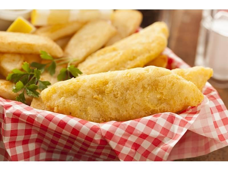 Fish & Chip Shop with Low Rent