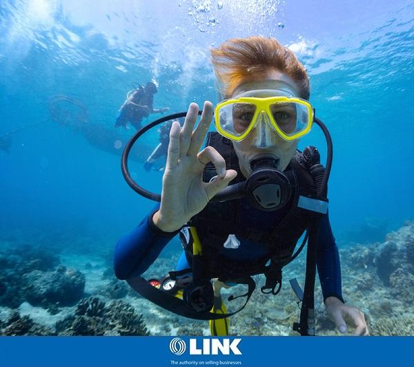 PADI 5-Star Diving Business in Aussie Tourist Hotspot