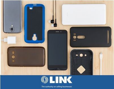 Mobile Phone Accessory and Repair Shops For Sale