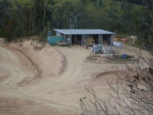 TMR Registered Gravel & Hard Rock Quarry QLD