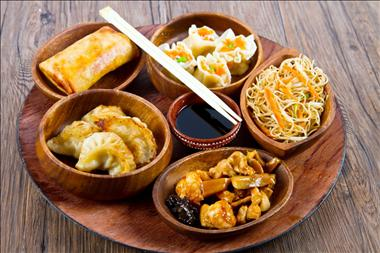 Large Asian Retail Food Chain and Supply Business