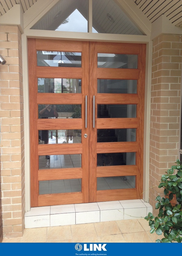 Timber Doors & Windows Business - Established 8 years