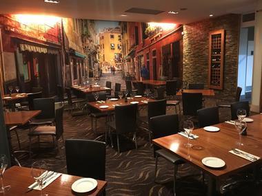 Waterfront Restaurant with PSA liquor license