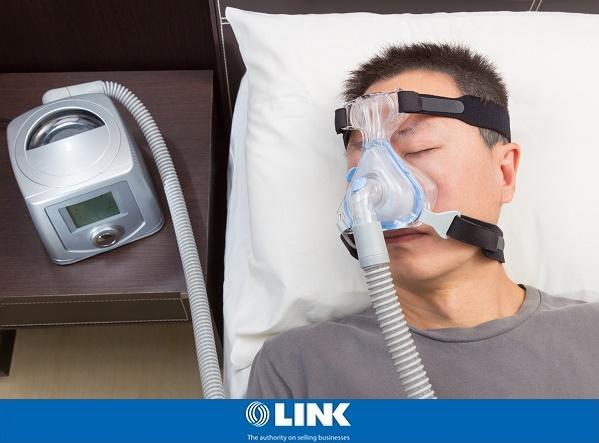 Rare Opportunity Sleep Apnoea Diagnostics Clinic for Sale