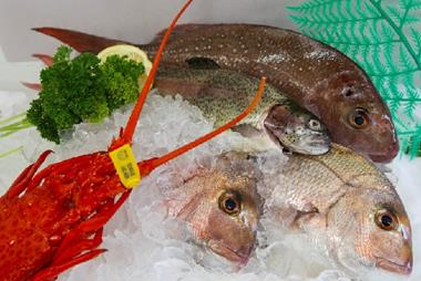 Quality Fresh Seafood Shop, Select Poultry & Delicatessen