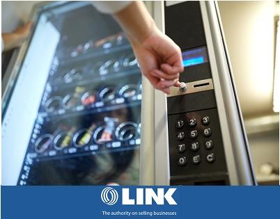 Drink Vending Machine Business, Non Franchise, South Brisbane