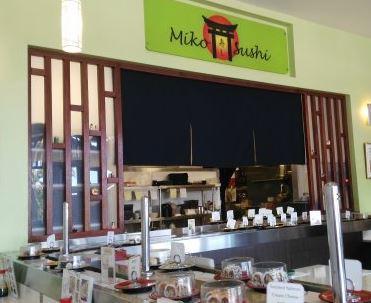 Sushi Train & Takeaway - No.1 on Tripadvisor