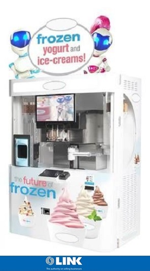 Fastest Growing Frozen Yogurt Business Nationally