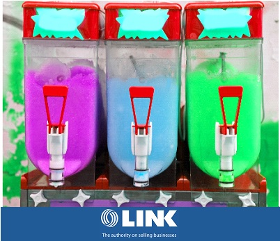 Slushie Hire Business For Sale