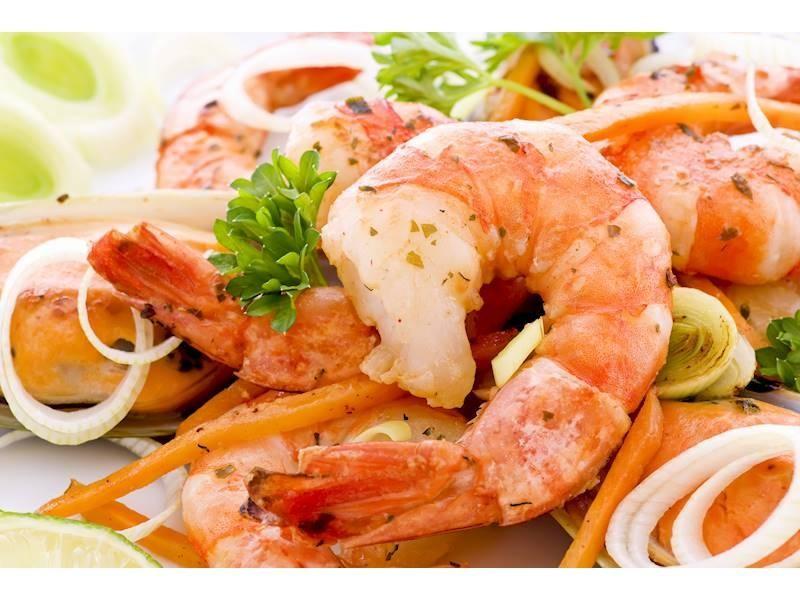 Asian Seafood Restaurant