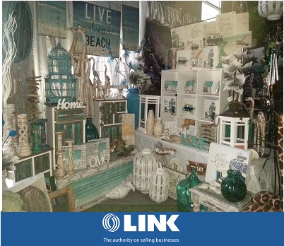 Gifts and Homewares Business For Sale