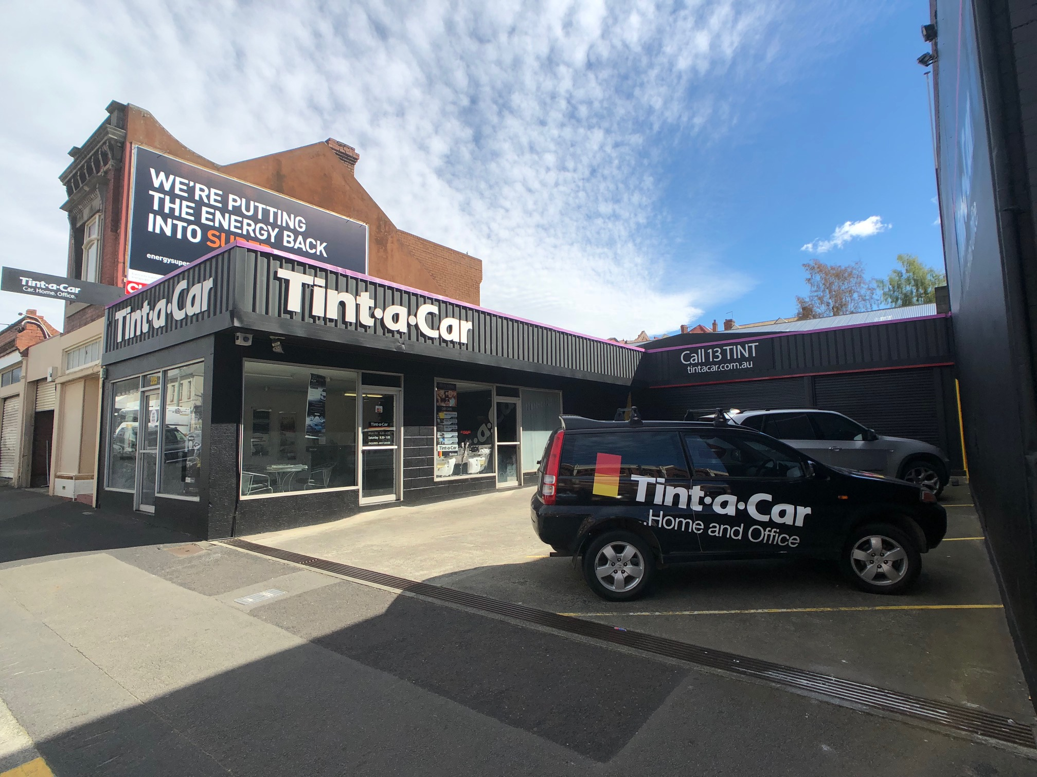 Tint-A-Car, Home & Office Hobart