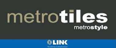 Business Opportunity - Metro Tiles Franchises Available
