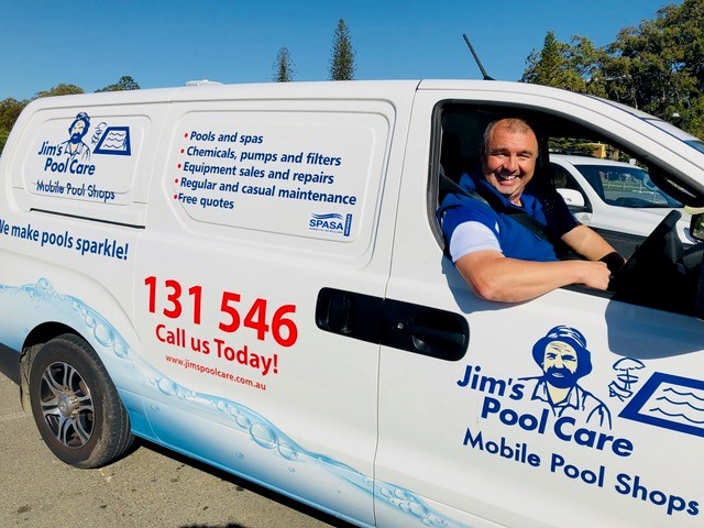 Mobile Pool Franchise - Management of your own business - Ipswich