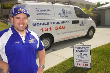 Mobile Pool Franchise - Management of your own business - Melbourne