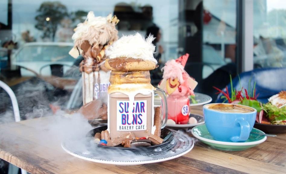 ICONIC CAFE & BAKERY - SUGAR BUNS