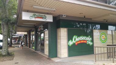 Cheesecake Shop - trading successfully for over 22 years