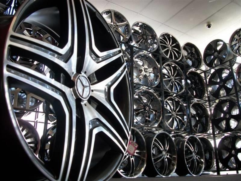 WHEELS & TYRES BUSINESS $199,000 (13691)