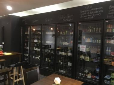 WINE BAR / LIQUOR STORE $105,000 (13598)