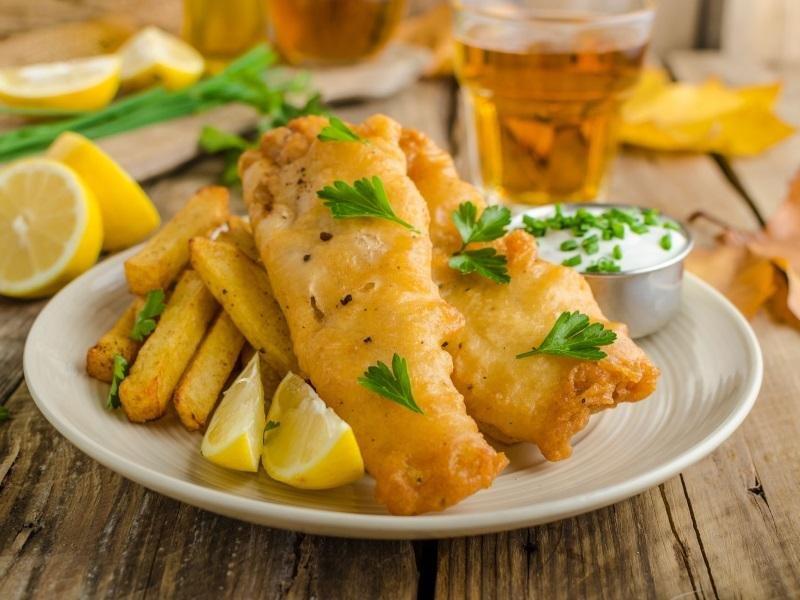 FISH & CHIPS - $320,000 (13807)